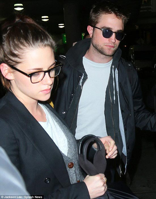 Kristen Stewart lên kế hoạch chính thức chia tay bạn trai 1