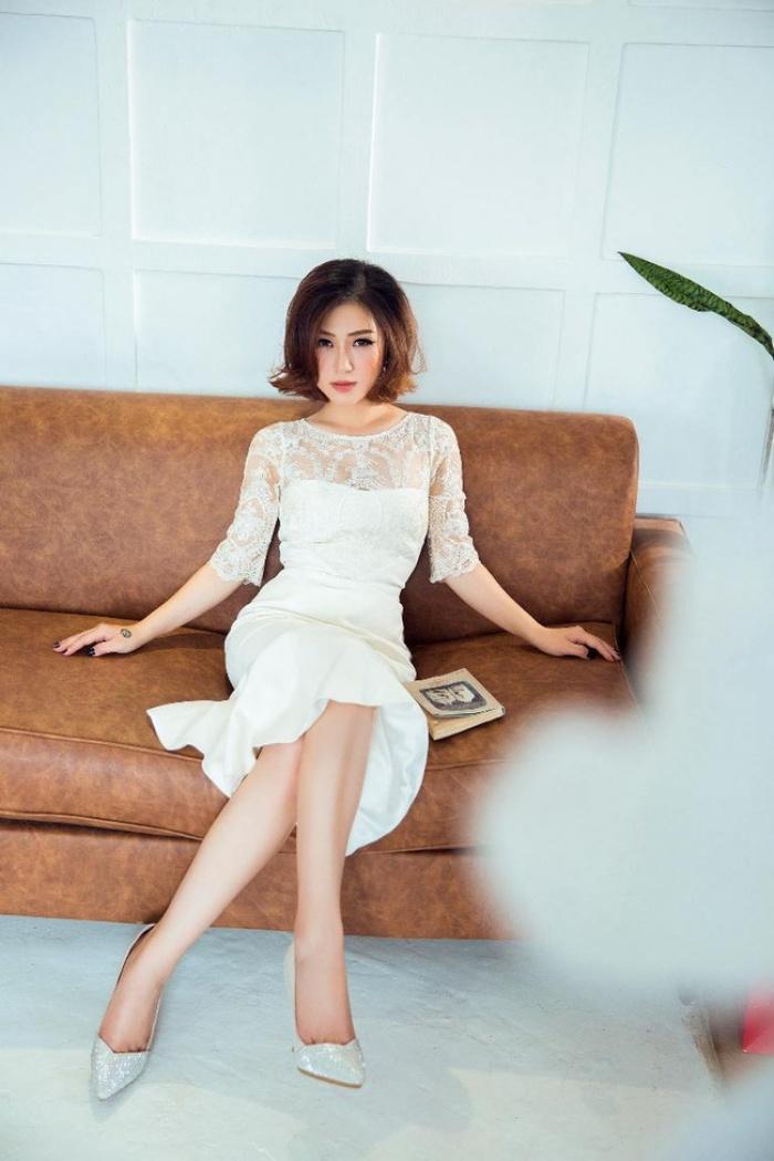 Chán sexy, Hương Tràm trở lại xinh đẹp với hình tượng ngọt ngào - Ảnh 6.