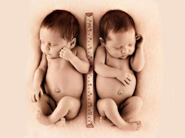 Ngẩn ngơ với chùm ảnh bé sinh đôi tuyệt đẹp 13