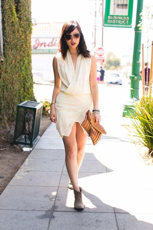 """Little White Dress - chiếc váy """"quyền lực"""" của phái đẹp Hè 2013 13"""