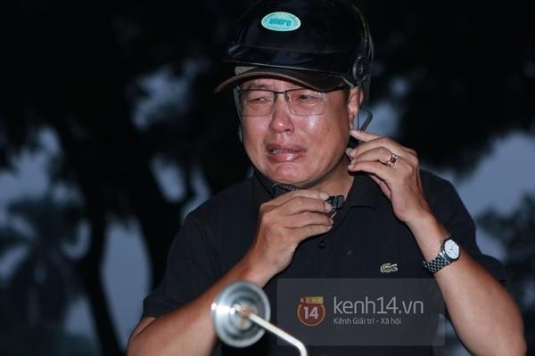 Từ tờ mờ sáng nay, người dân Hà Nội đã đến khóc thương Đại tướng 4