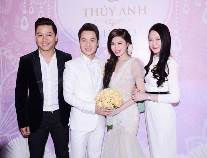 Bạn gái đại gia, xinh đẹp của sao nam Việt 2013 - 2