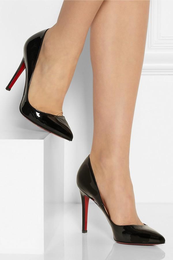 Lựa giày cao gót đen bình dân đến cao cấp cho nàng công sở 13