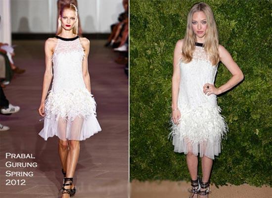 4 mẫu váy gây bão trong năm 2013