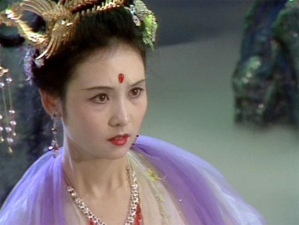 Khâu Bội Trữ, diễn viên thủ vai nàng Hằng nga xinh đẹp khiến Thiên Bồng nguyên soái Trư Bát giới