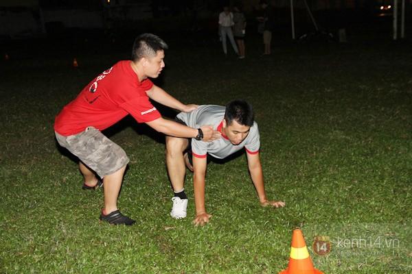 """Bootcamp - môn thể thao đang cực """"hút"""" teen Sài Gòn 10"""