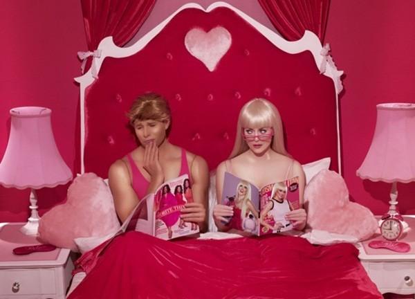 Cuộc sống đời thường của những nàng công chúa, búp bê Barbie 15
