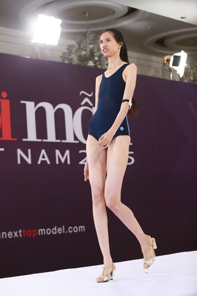 BB Trần xăm đầy mình gây chú ý ở Next Top Model