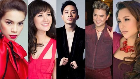 'Bộ tứ' X-Factor phiên bản Việt sẽ là ai?