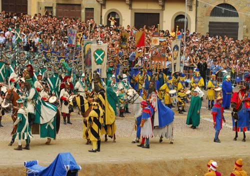 Những lễ hội thế giới đặc sắc nhất tháng 9 - 5