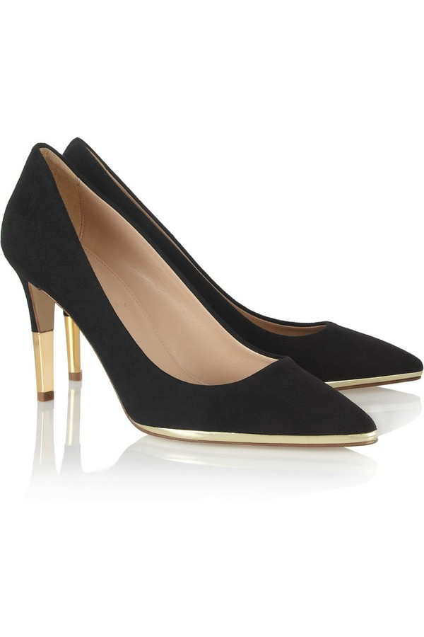 Lựa giày cao gót đen bình dân đến cao cấp cho nàng công sở 9