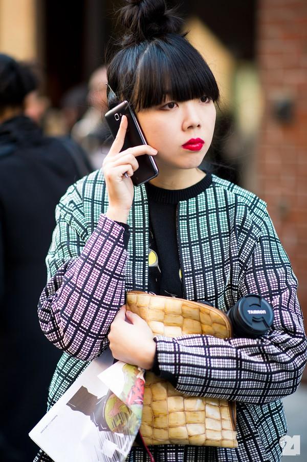 """Susie Lau - Blogger diêm dúa """"quyền lực"""" nhất giới thời trang 9"""