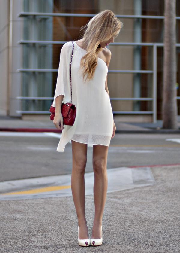 """Little White Dress - chiếc váy """"quyền lực"""" của phái đẹp Hè 2013 15"""