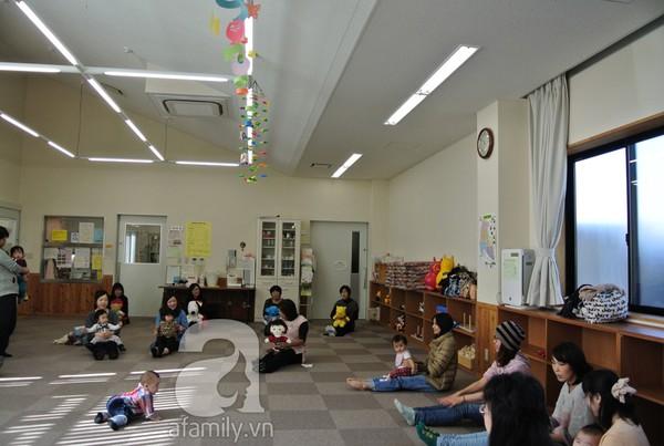 """""""Đột nhập"""" lớp dạy cách chơi với con cực hay của mẹ Nhật tại Tokyo 4"""