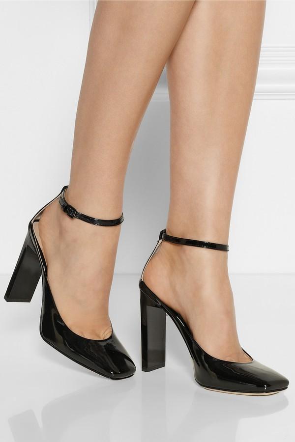Lựa giày cao gót đen bình dân đến cao cấp cho nàng công sở 14