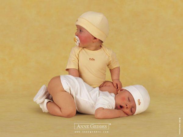 Ngẩn ngơ với chùm ảnh bé sinh đôi tuyệt đẹp 5