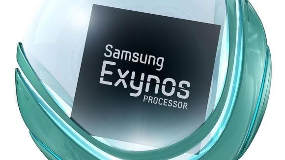 6. Sử dụng vi xử lý từ Samsung  Các smartphone thế hệ trước của hãng công nghệ xứ Hàn thường sử dụng chip Snapdragon từ Qualcomm. Tuy nhiên, tới bộ đôi S6 lần này, Samsung đã thay thế tất cả bằng vi xử lý Octa-core 64 bit Exynos do chính hãng này sản xuất.A .