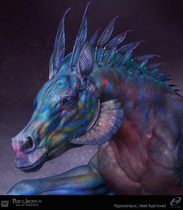 """Dàn quái vật ấn tượng của """"Percy Jackson: Sea of Monsters"""" 5"""