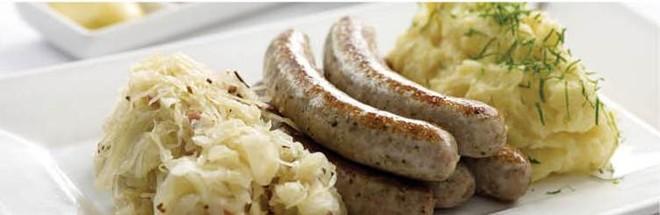 Những món ăn đặc trưng trong lễ hội bia của người Đức 1