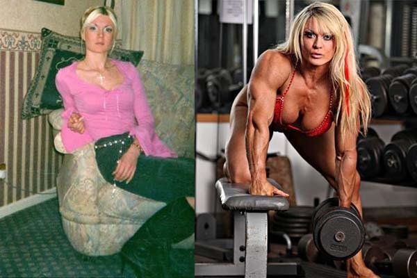 """Choáng với thân hình biến dạng khủng khiếp của những người """"cuồng"""" gym 23"""