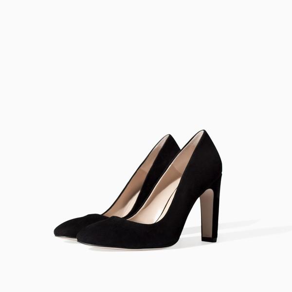 Lựa giày cao gót đen bình dân đến cao cấp cho nàng công sở 3