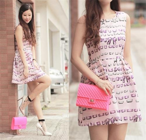 Váy xòe nào đang 'tung hoành' street style? - 14