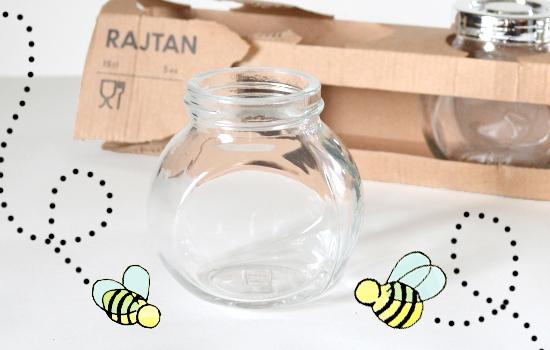 lọ đựng mật ong, hũ đựng mật ong, lọ thủy tinh, hũ thủy tinh, lọ đựng