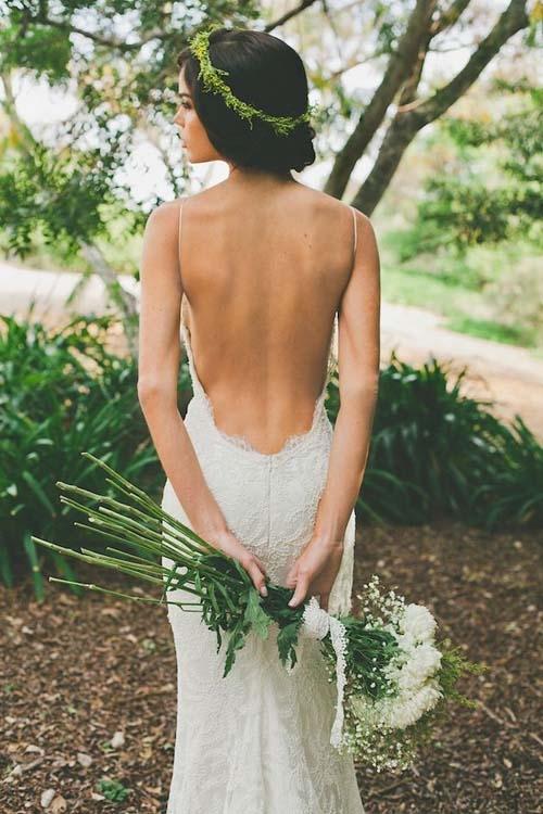 Váy cưới tôn lưng thon mềm mại lên ngôi mùa thu - 8