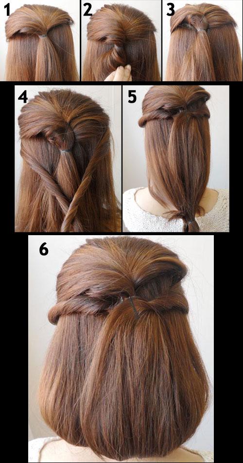 3 kiểu tóc mang phong cách tiểu thư