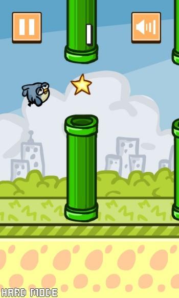"""Bật cười với game """"giết chim"""" trả thù Flappy Bird 4"""