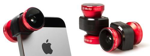 20 phụ kiện chụp hình cực độc cho iPhone 6