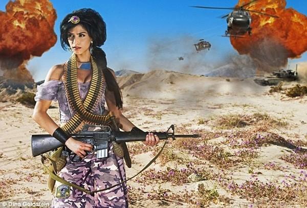 Cuộc sống đời thường của những nàng công chúa, búp bê Barbie 2