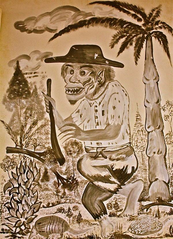 Những truyền thuyết kỳ quái trong rừng rậm Amazon 7
