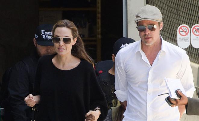 Những chuyến du lịch đáng nhớ của Angelina Jolie và Brad Pitt