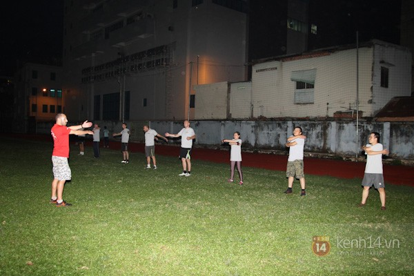 """Bootcamp - môn thể thao đang cực """"hút"""" teen Sài Gòn 8"""