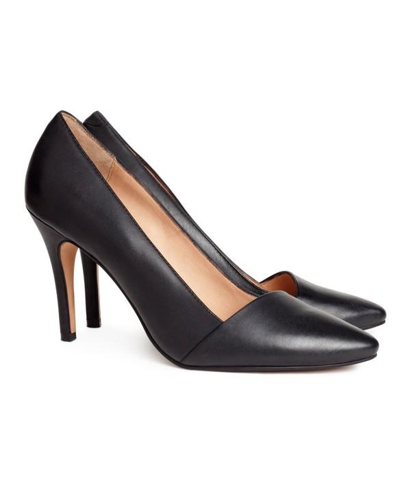 Lựa giày cao gót đen bình dân đến cao cấp cho nàng công sở 5