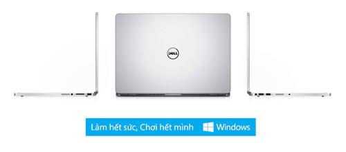 Khám phá siêu phẩm Dell Inspiron 7437 hoàn toàn mới - 1