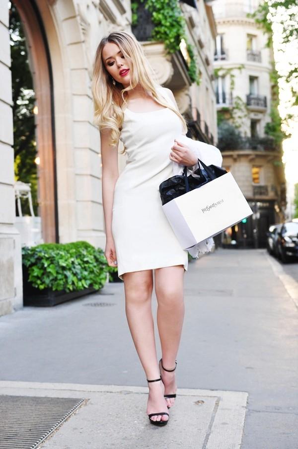 """Little White Dress - chiếc váy """"quyền lực"""" của phái đẹp Hè 2013 16"""