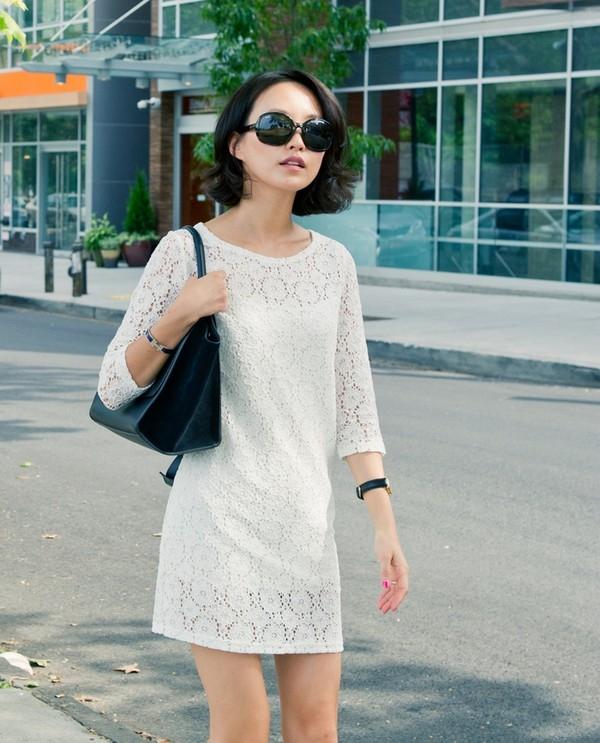 """Little White Dress - chiếc váy """"quyền lực"""" của phái đẹp Hè 2013 18"""