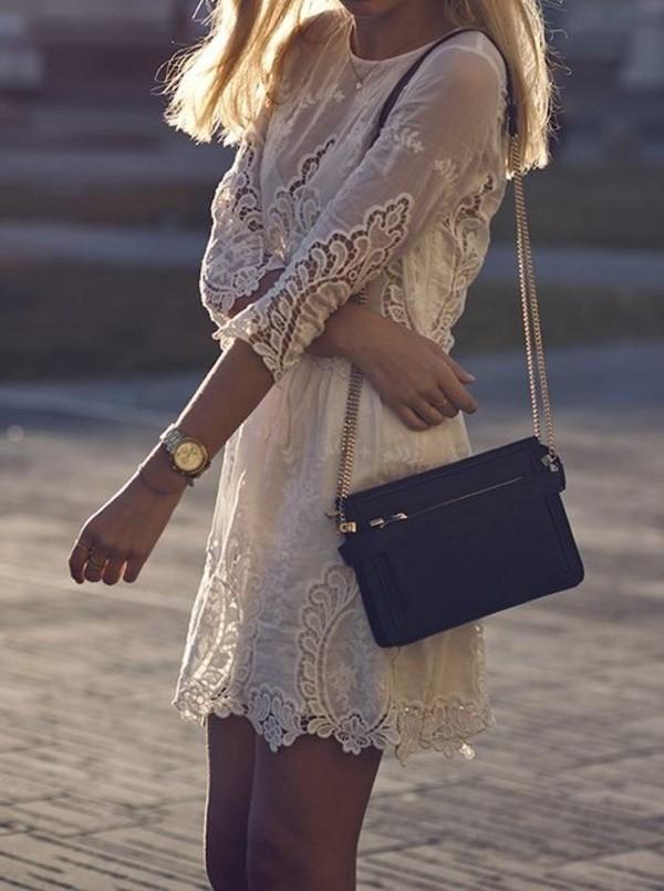 """Little White Dress - chiếc váy """"quyền lực"""" của phái đẹp Hè 2013 9"""