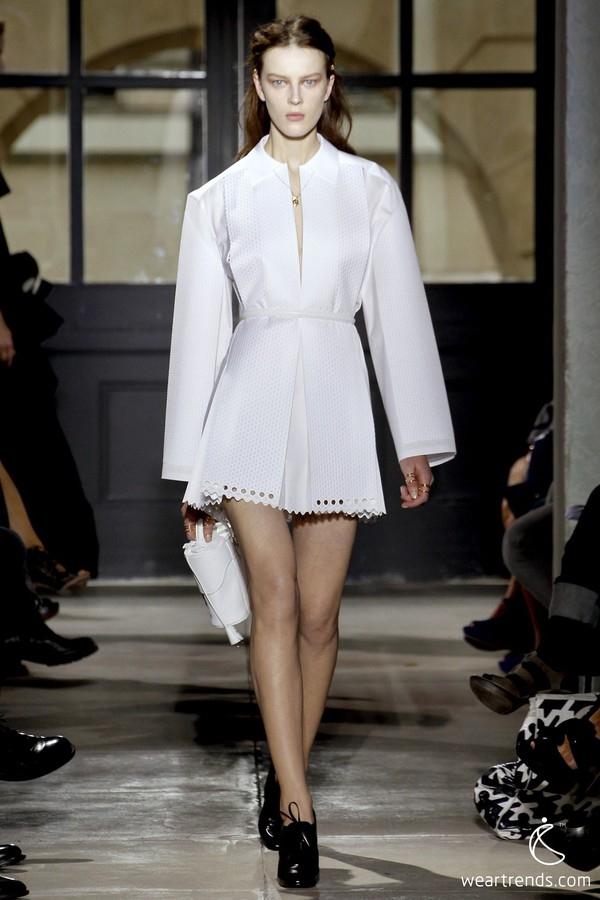 """Little White Dress - chiếc váy """"quyền lực"""" của phái đẹp Hè 2013 8"""