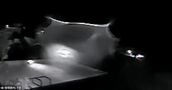 Florida: Xuất hiện thêm đoạn video đầy nghi vấn về UFO 2
