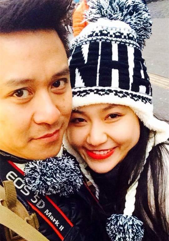 Bạn gái đại gia, xinh đẹp của sao nam Việt 2013 - 4