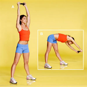 4 động tác thể dục đơn giản cho vòng eo thon kịp đón Tết 2