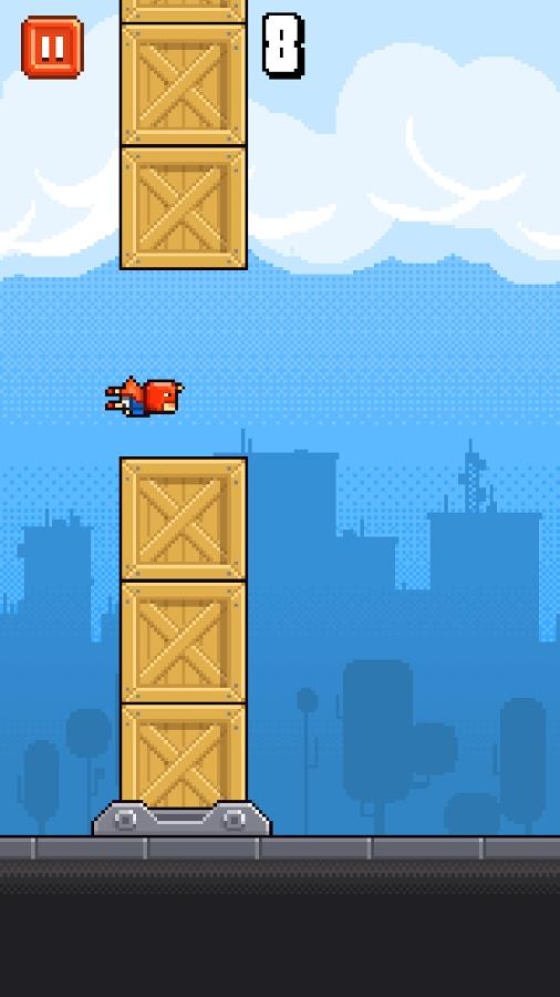 """Bật cười với game """"giết chim"""" trả thù Flappy Bird 6"""
