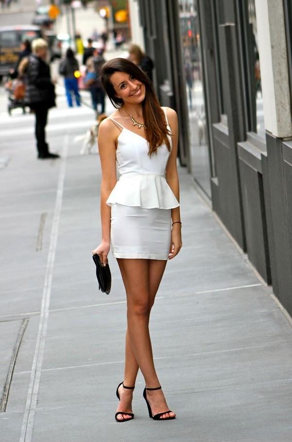 """Little White Dress - chiếc váy """"quyền lực"""" của phái đẹp Hè 2013 19"""