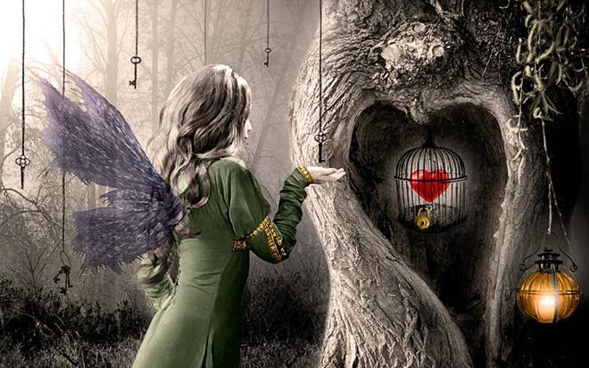Cánh cửa tình yêu mở ra với Bảo Bình.