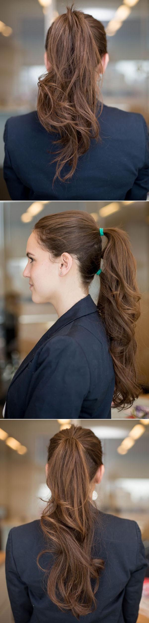 24 mẹo nhỏ thay đổi hoàn toàn công cuộc làm tóc hàng ngày 17