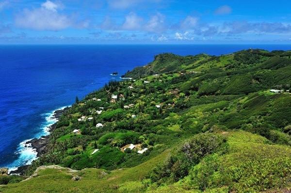 Thăm đảo thiên đường chỉ có 48 cư dân sinh sống 10