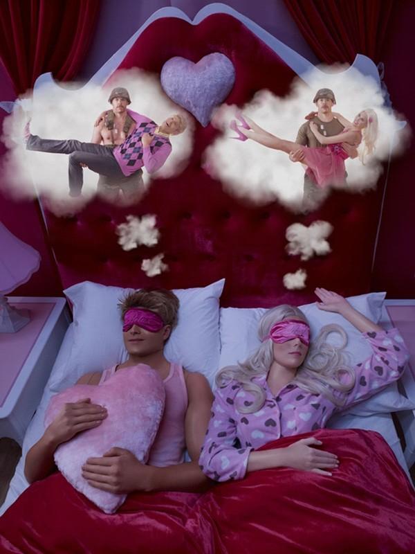 Cuộc sống đời thường của những nàng công chúa, búp bê Barbie 12